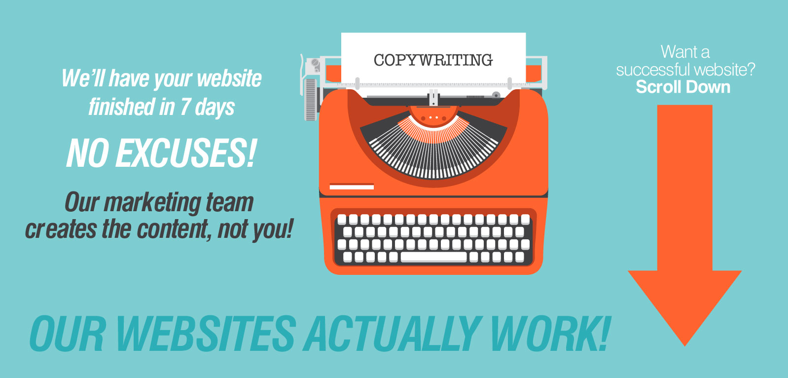 copywriting service Too busy to do the research & writing but need copy by yesterday our copyrighting service will research & write great brochures, leaflets & newsletters.
